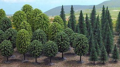 Деревья и листва